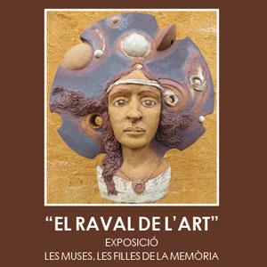Exposició de Nadal - El Raval de l'Art 2018