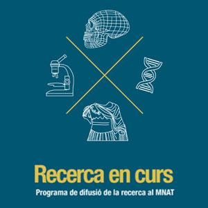Cicle Recerca en curs al MNAT, Museu Nacional d'Arqueologia de Tarragona