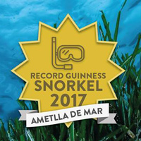 Record Guinness Snorkel - 2017