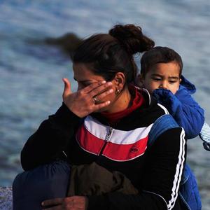 'Síria, la paraula de l'exili' de David González