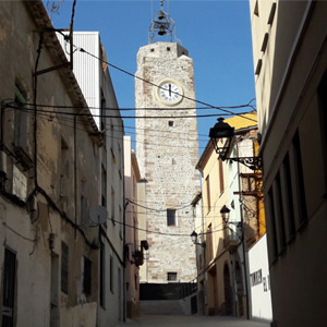 Torre del Rellotge Olesa