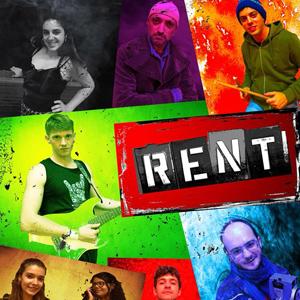 Musical 'Rent' - Escola Municipal de Teatre de Tortosa 2018