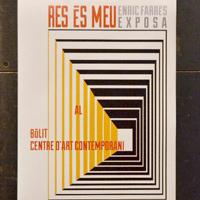 Exposició 'Res és meu' d'Enric Farrés Duran