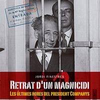 Llibre 'Retrat d'un magnicidi', de Jordi Finestres