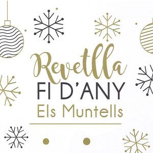 Revetlla Fi d'Any - Els Muntells 2018