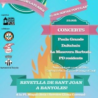 Revetlla de Sant Joan Banyoles