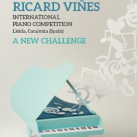 1st Ricard Viñes piano kids and youth Preludi!