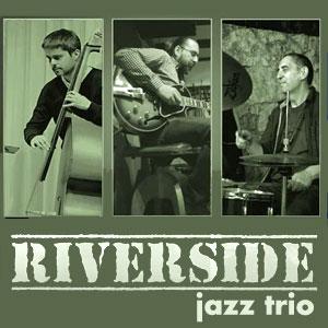 Concert, Riverside Jazz Trio, Reus, 2018