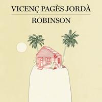 Llibre 'Robinson' de Vicenç Pagès Jordà
