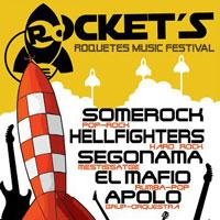 Rocket's Music Festival - Roquetes 2016