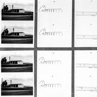 Instal·lació audiovisual 'Rotondes' - Marcel Pié & Estampa