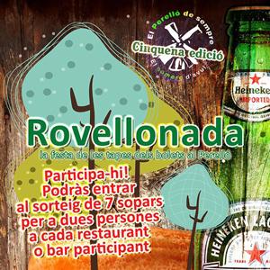 Rovellonada - El Perelló 2018