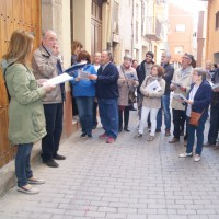 ruta, literatura, literària, Balaguer, Noguera, 2016, Surtdecasa Ponent