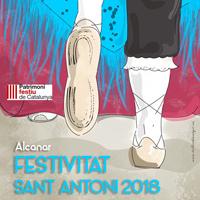 Festa de Sant Antoni - Alcanar 2018