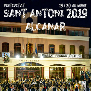 Festa de Sant Antoni - Alcanar 2019
