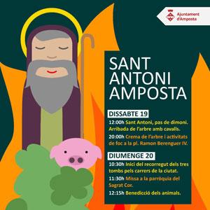 Sant Antoni - Amposta 2019