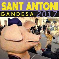 Sant Antoni - Gandesa 2017