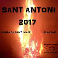 Sant Antoni - Horta de Sant Joan 2017