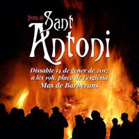 Festa de Sant Antoni - Mas de Barberans 2017