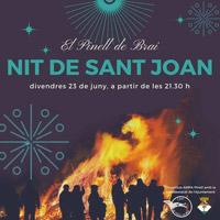 Nit de Sant Joan - El Pinell de Brai 2017
