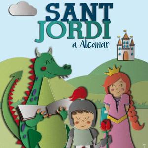 Sant Jordi a Alcanar 2018