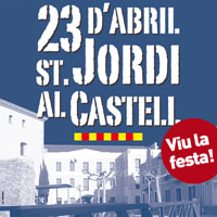 Sant Jordi al Castell - Amposta 2017