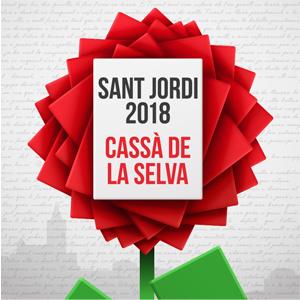Sant Jordi Cassà de la Selva 2018