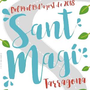 Festa de Sant Magí, 2018