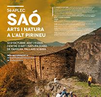 Fragment del cartell del 5é Aplec Saó a Farrera