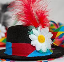 Les disfresses són un dels principals atractius del carnaval