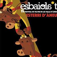 El Festival Esbaiola't se celebra a Esterri d'Àneu, Pallars Sobirà