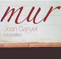 Fragment del cartell de la exposició fotogràfica de Joan Ganyet