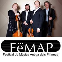 Una de les formacions que actuarà al FeMAP 2018