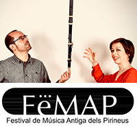 Joan Bosch, Isabel Fèlix, FeMAP, 2018