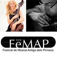 Dos artistes que actuaran al FeMAP 2018