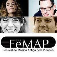 Maria Hinojosa i altres al  FeMAP 2018