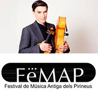 Sergei Malov al FeMAP 2018