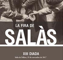 Fragment de la Fira de Salàs de Pallars d'enguany