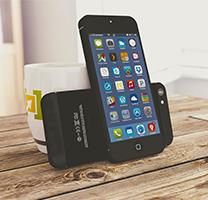 L'smartphone, un dels protagonistes del taller