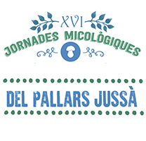 Imatge gràfica de les XVI Jornades Micològiques del Pallars Jussà