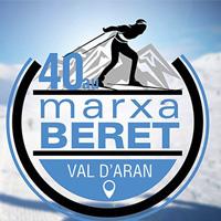 El logotip de la 40a Marxa Beret