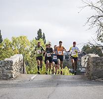 Corredors de la Mitja Marató de Puigcerdà del 2016