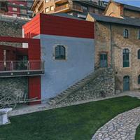 Imatge de la façana del Museu Cerdà