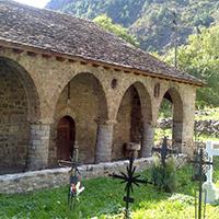 Esglèsia romànica de la Vall de Boí