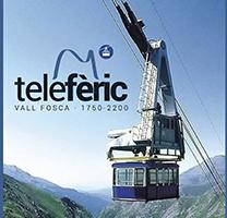 El telefèric de la Vall Fosca
