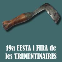 Fragment del cartell de la Festa i Fira de les Trementinaires