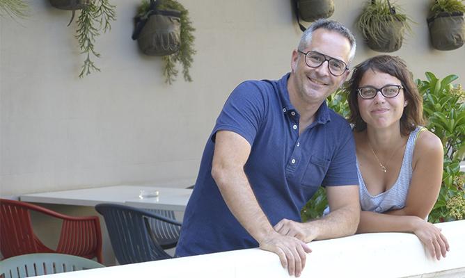 Núria i Jordi de Terrer del Pallars