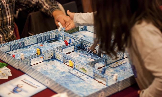 Una imatge del Festival del joc del Pirineu