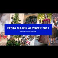 Festa Major d'Alcover 2017