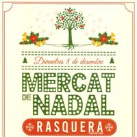 Mercat de Nadal de Rasquera 2018